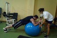 Europro workout morning 114