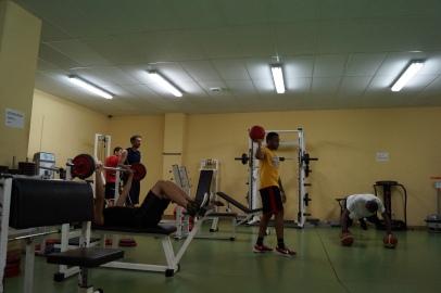 Europro workout morning 127