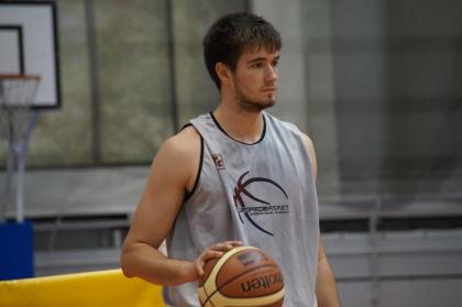 Imanol Artinano Europrobasket European Summer League