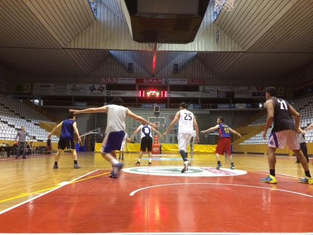 Europrobasket Friendly Match