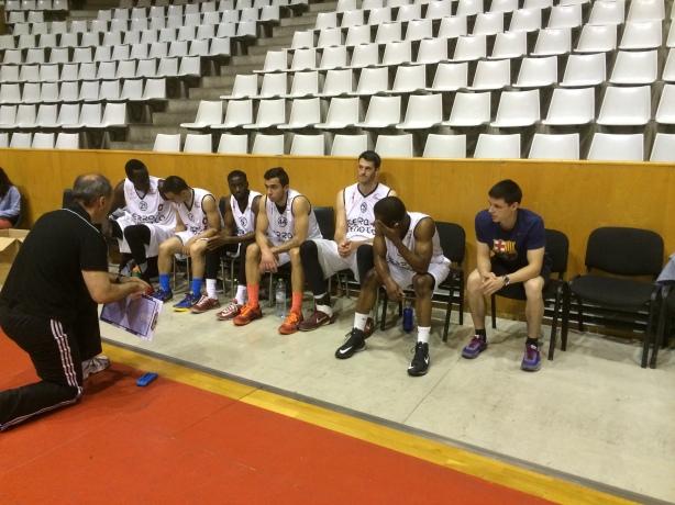Professional Europrobasket Coach Croatia
