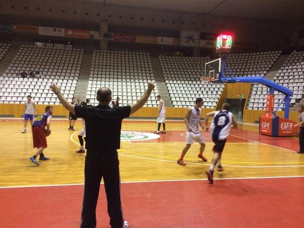 Coach from Croatia Europrobasket