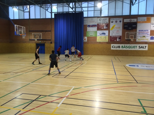 Europrobasket European Summer League EBA Practice