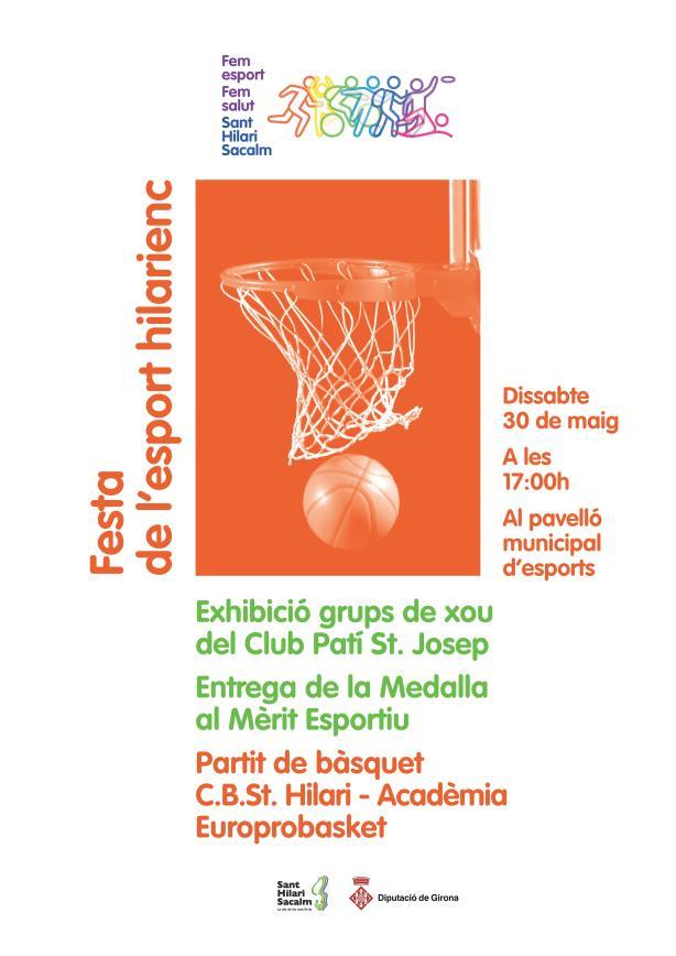 festa de lesport europrobasket game