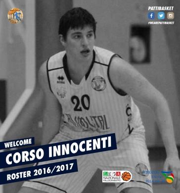 Corso Innocenti Europrobasket European Summer League Spain