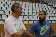 Coach Edi and S&C Coach for Unicaja and Kazakhstan