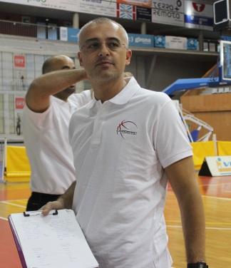 Italian Coach Marco Sodini