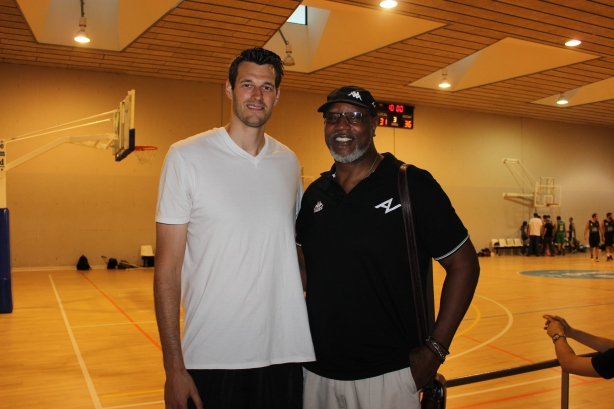 Audie Norris NBA Brad Kanis Europrobasket