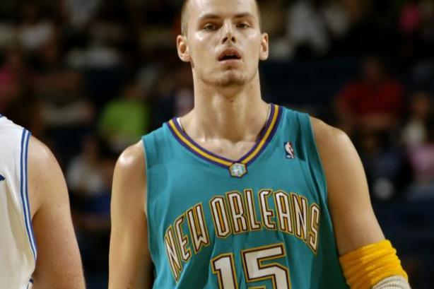 Maciej Lampe NBA New Orleans Europrobasket