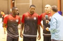 Chris and JR Europrobasket Professional Basketball