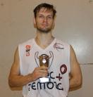 Mads kofod professional basketball overseas europrobasket