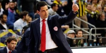 giannis sfairopoulos olympiacos europrobasket