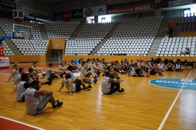 European Summer League spain europrobasket