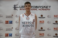 Connor tuxford european summer league