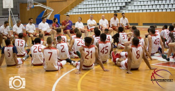 Europrobasket European Summer League Spain