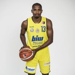 Christopher Hortman Basketball Europrobasket