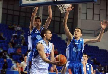 Igor Cvorvic Basketball European Summer League