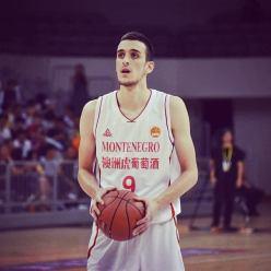 Igor Cvorvic Basketball Europrobasket
