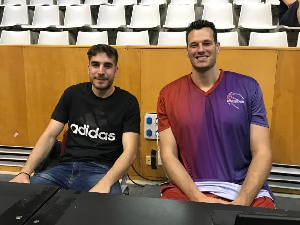 Alex Koudise PowerSide Greek Fiba Agent Europrobasket