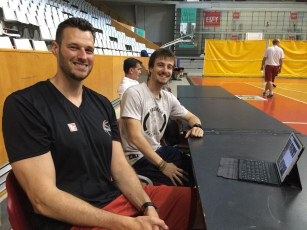 Jordi Panti Fiba Agent Europrobasket