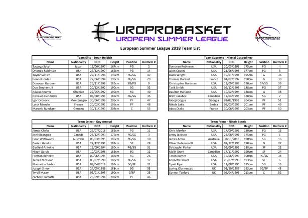 Team List-1